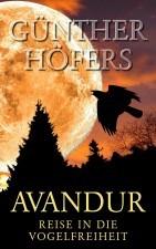 """Cover vom ersten Band von """"Avandur"""""""